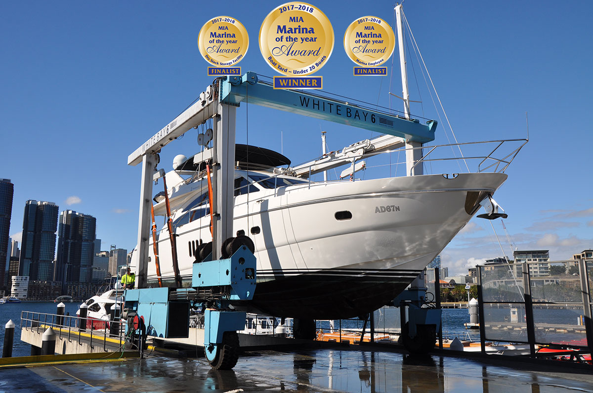 White Bay 6 Marine Park wins industry awards! | White Bay 6 Marine Park