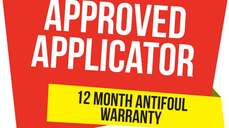 12 month warranty on antifoul!