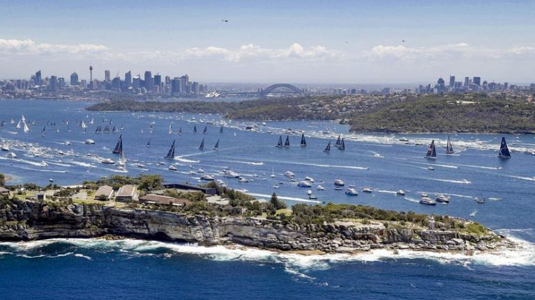 100 days to historic 75th Rolex Sydney Hobart Yacht Race