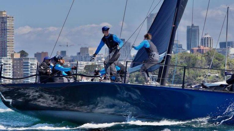 MC38 2018 Season Act 4 at Cruising Yacht Club of Australia