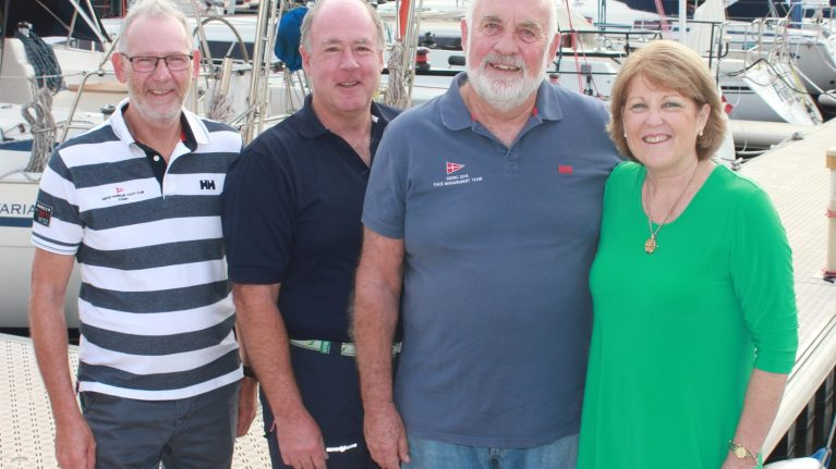 David Staley new Sailing Manager at Middle Harbour Yacht Club