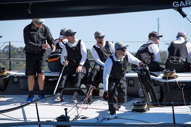 Ichi Ban victorious in Flinders Islet Race