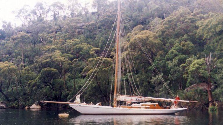 Ida visits White Bay 6