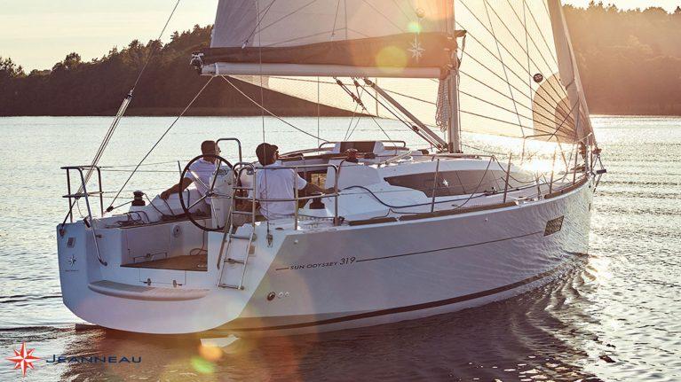 The Jeanneau Sun Odyssey 319