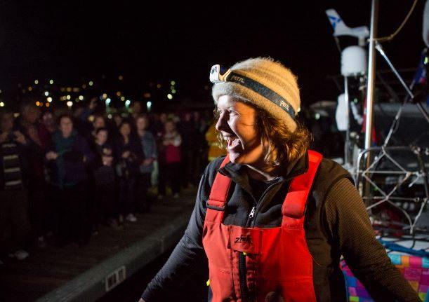 Lisa Blair on her successful circumnavigation of Antarctica