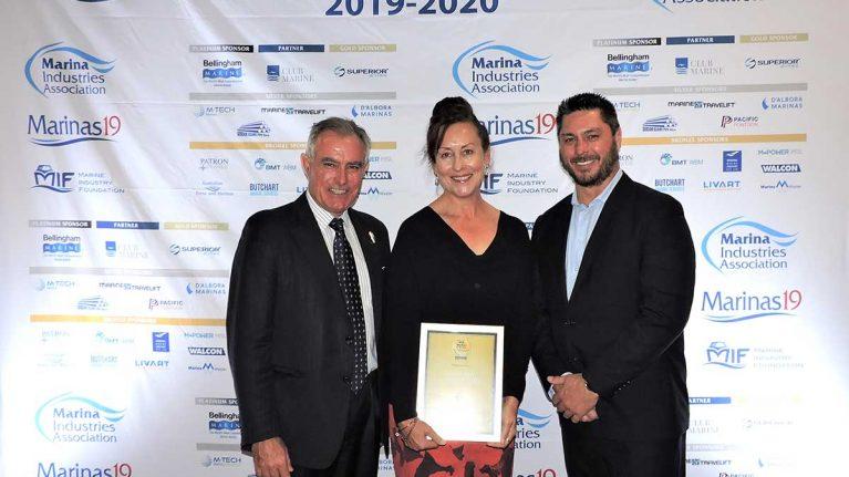 White Bay 6 Marine Park Finalist in Marina Awards