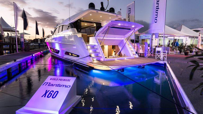 MARITIMO X60 WORLD PREMIERE