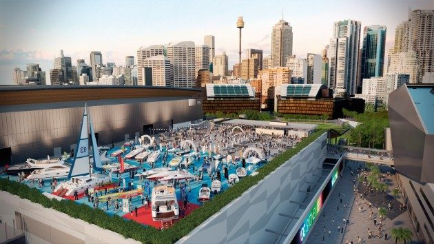 Sydney boat show goes to a new level in 2017