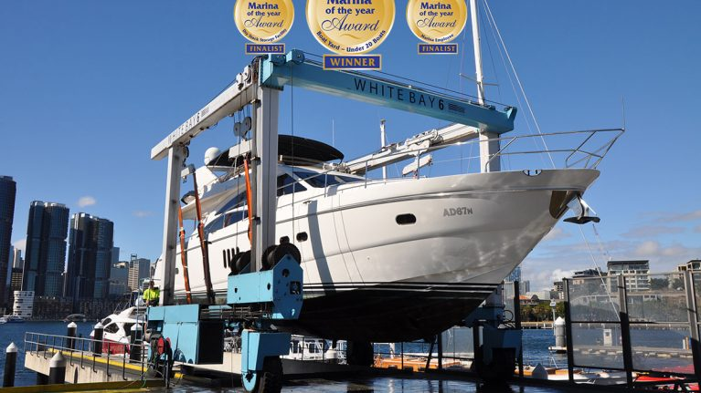 White Bay 6 Marine Park wins industry awards!