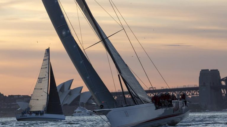 Race on for David and Goliath in Audi Centre Sydney Blue Water Pointscore Cabbage Tree Island Race