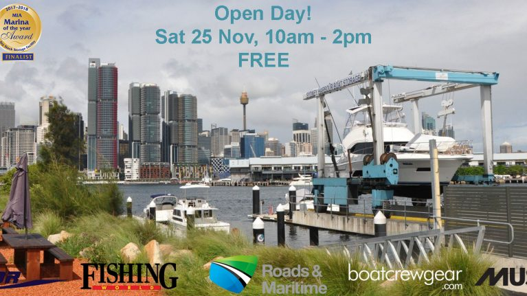 FREE Open Day at White Bay 6 Marine Park