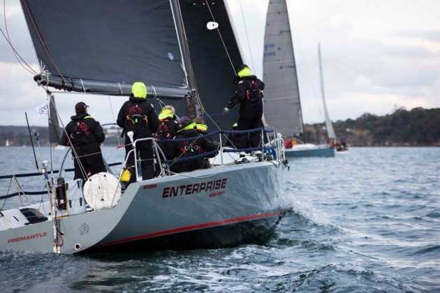 Cruising Yacht Club of Australia crowns champion racers