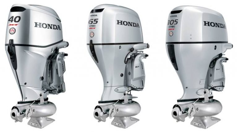 Honda introduces outboard jets